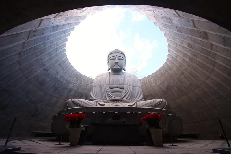 La colina del Buda fotos de archivo