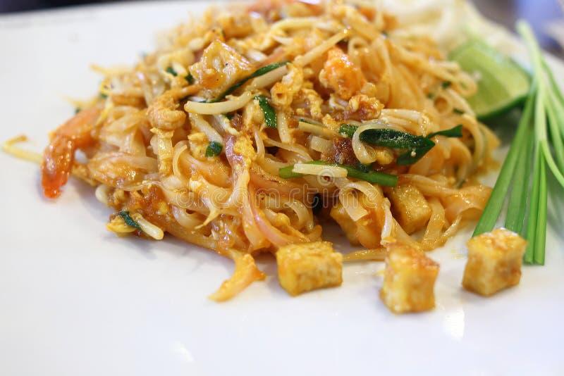 La comida tailandesa, rellena tailandés fotos de archivo