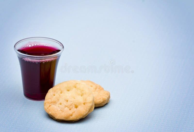 La communion photographie stock