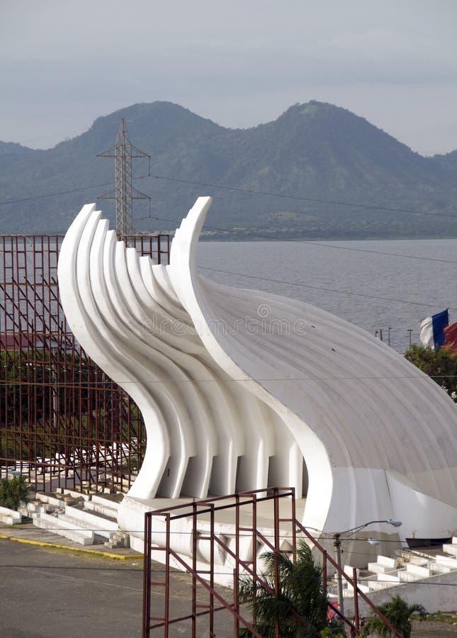 La Conca Acustica Managua Nicaragua stock foto