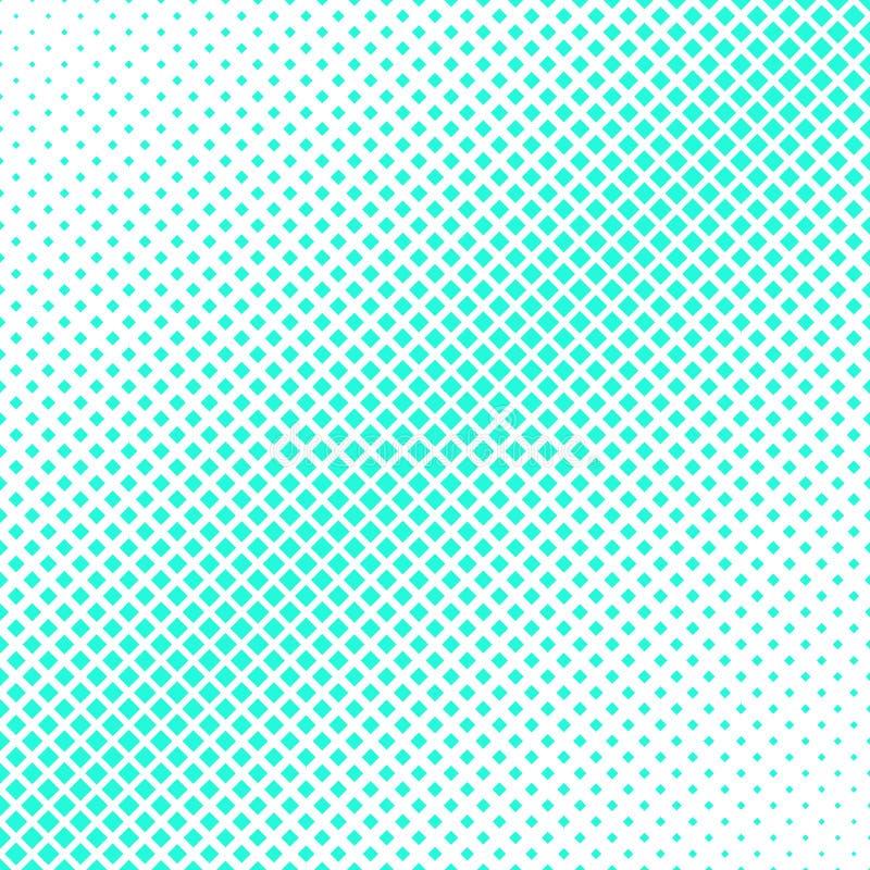 La conception carrée diagonale tramée de fond de modèle - dirigez l'illustration illustration de vecteur