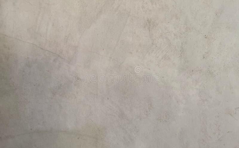 La conception grise matérielle concrète extérieure approximative de couleur de fond de texture de mur de ciment décorent le style image stock