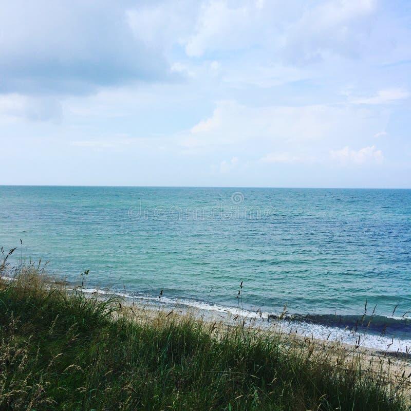 La costa imagenes de archivo