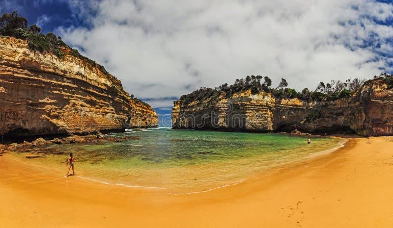 Download La costa australiana foto editorial. Imagen de verano - 100530086