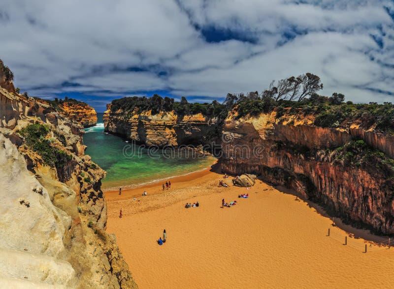 Download La costa australiana foto de archivo editorial. Imagen de horizonte - 100530258