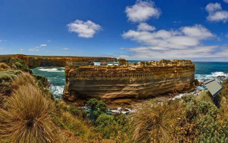 Download La costa australiana foto de archivo. Imagen de hierba - 100530332