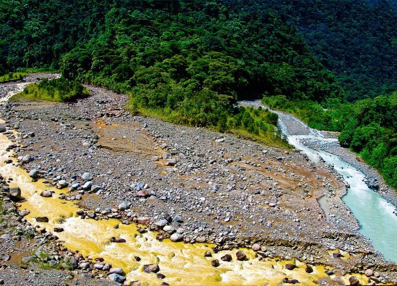 La Costa Rica fotografia stock libera da diritti