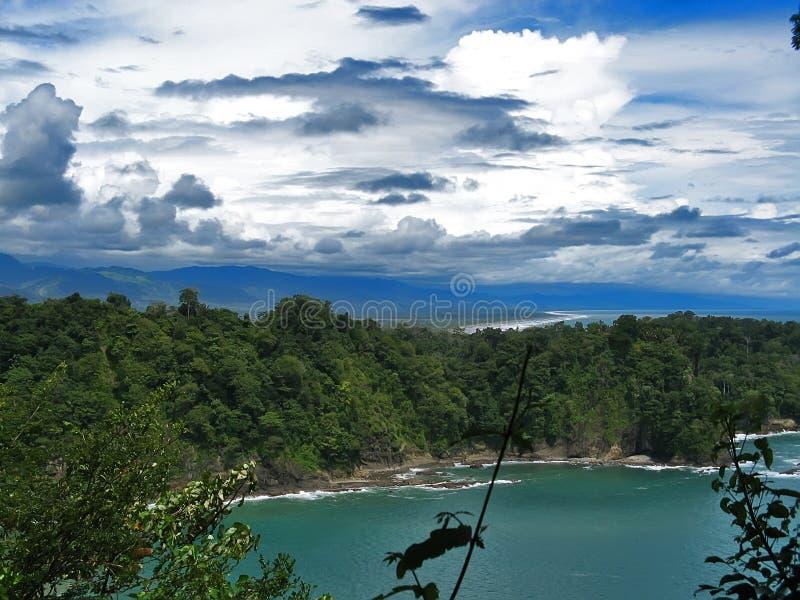La Costa Rica immagini stock