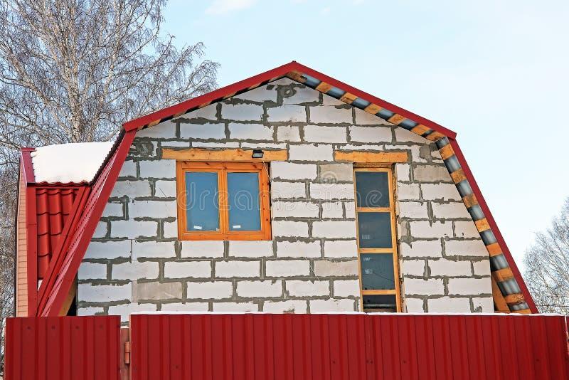 La costruzione delle case di campagna di calcestruzzo for Costruzione di case a prezzi accessibili