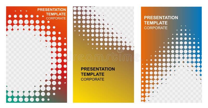 La costruzione rotola sulle insegne progetta l'insieme dei modelli Insegna verticale per l'evento con l'illustrazione di vettore  illustrazione vettoriale