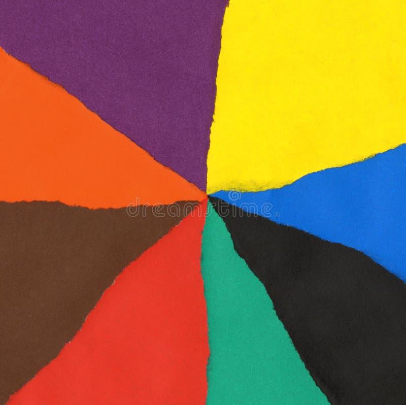 La couleur empaquette le fond de texture photos libres de droits