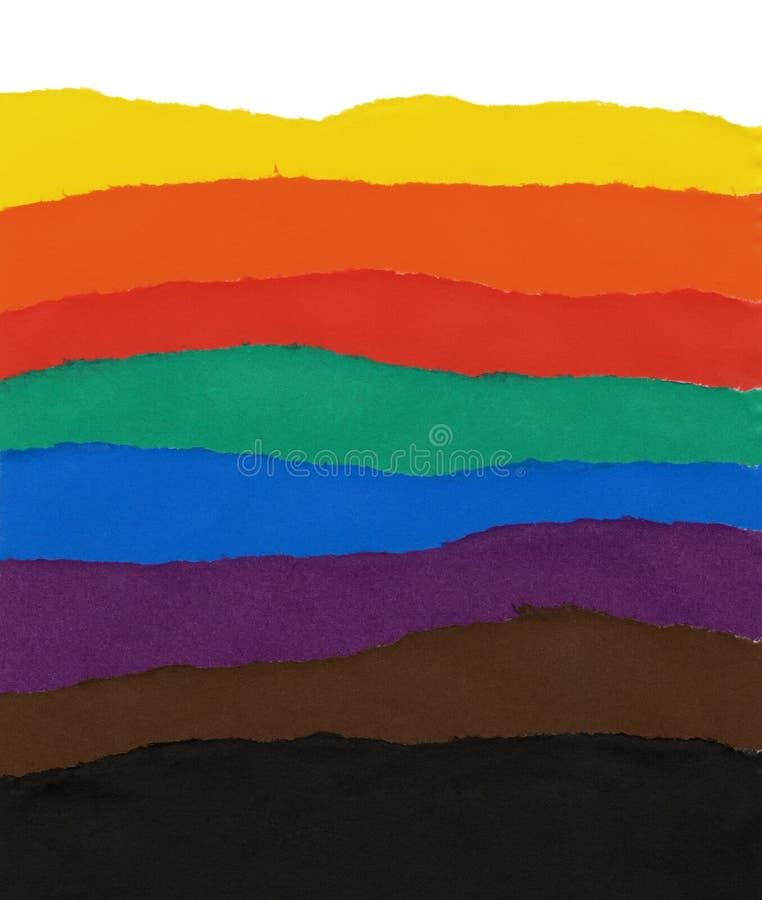 La couleur empaquette le fond de texture illustration de vecteur