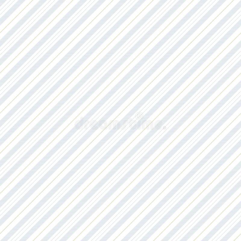 La couleur en pastel bleu-clair barre la texture de tissu illustration stock