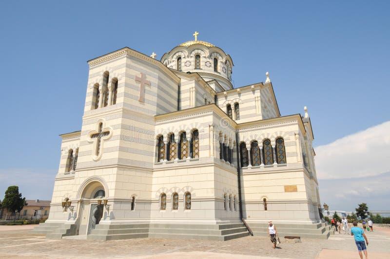 La Crimée, Hersonissos, Sébastopol photos libres de droits