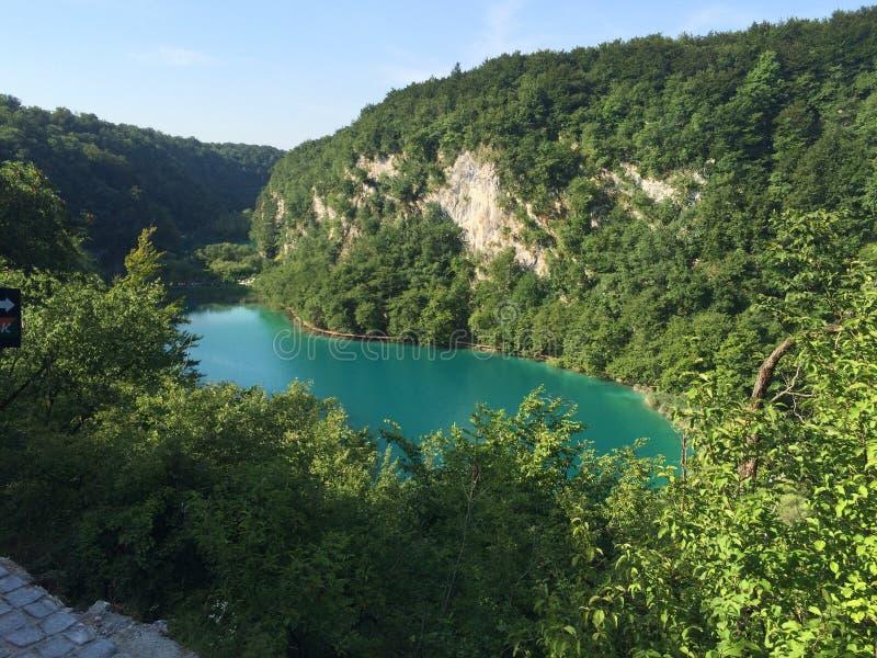 Download La Croatie photo stock. Image du croatia, stationnement - 56490542