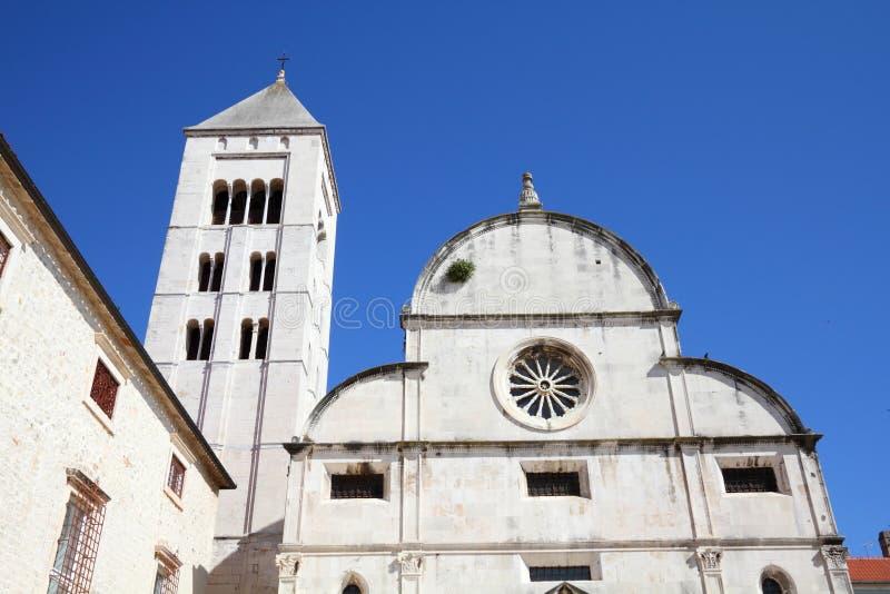 La Croatie - Zadar photo libre de droits