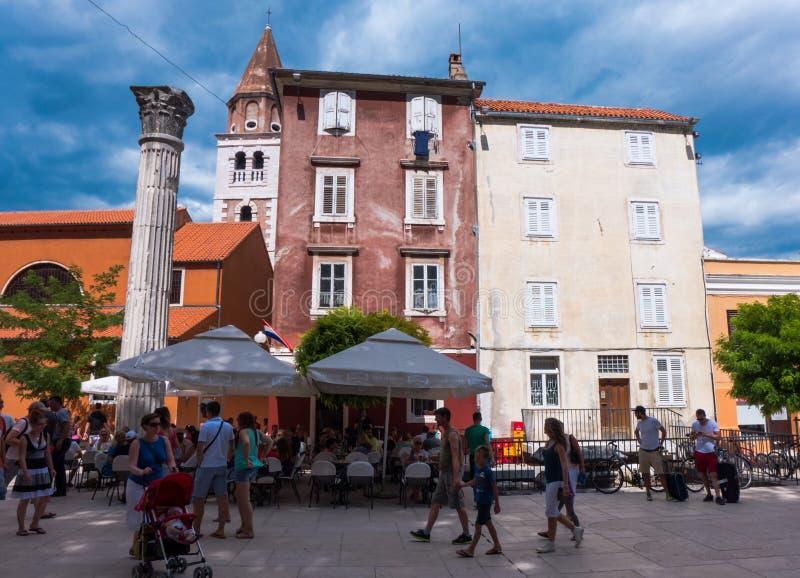 la Croatie zadar photo libre de droits