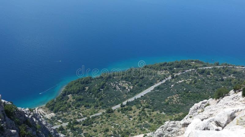 La Croazia fotografie stock libere da diritti