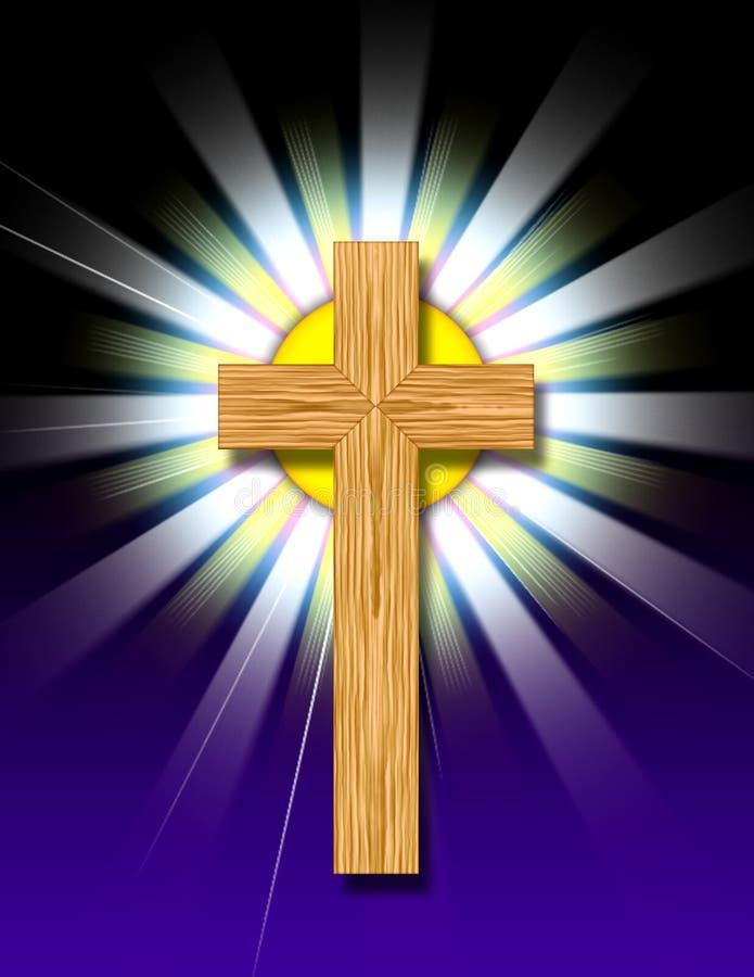 La croix illustration de vecteur
