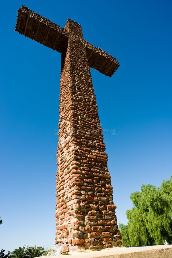 La croix de Padre photographie stock