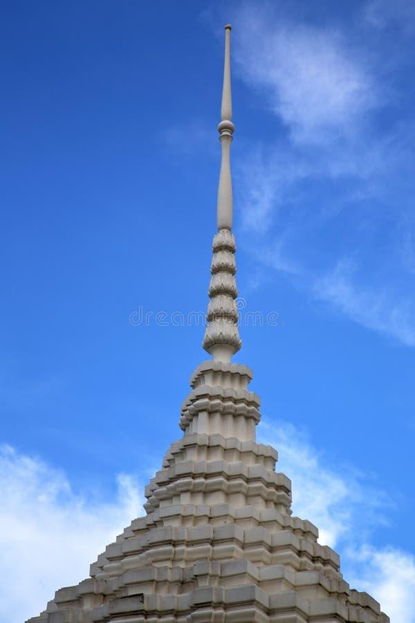la croix ensoleillée de l'Asie Thaïlande Bangkok colore la religion m images libres de droits