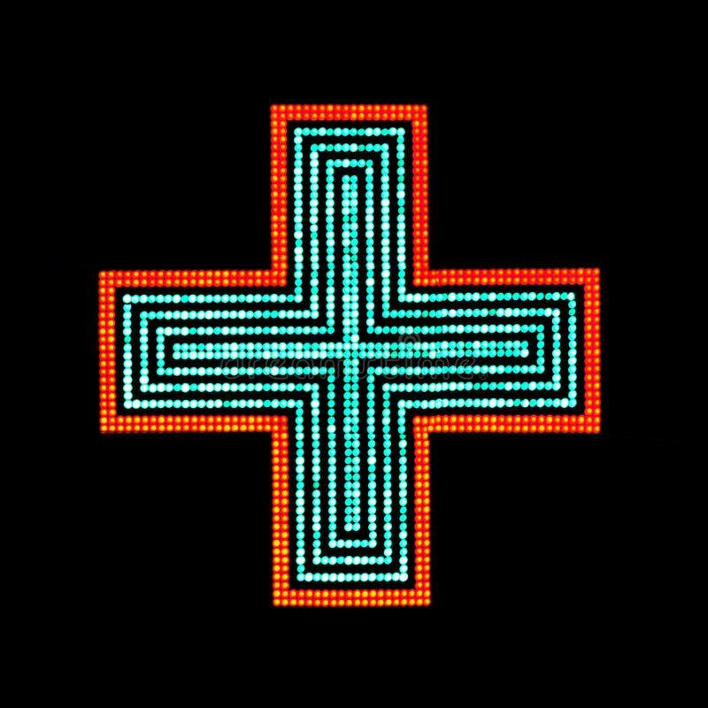 La Croix-Rouge images libres de droits