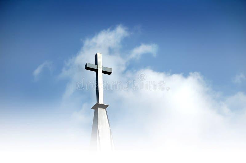 La cruz imagenes de archivo
