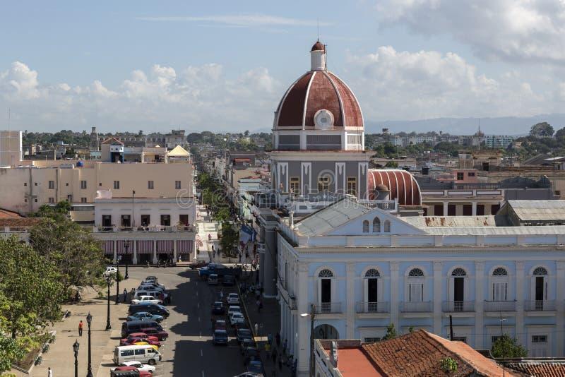 La Cuba, Cienfuegos fotografie stock libere da diritti