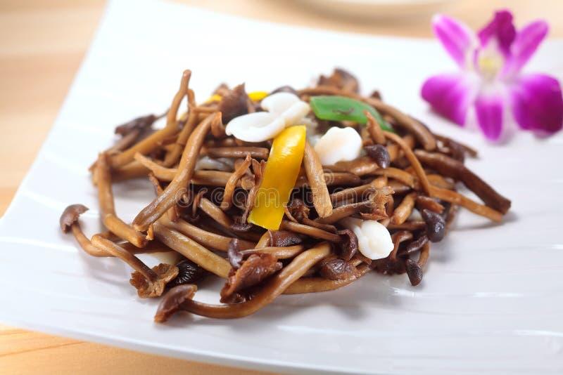 La culture chinoise de nourriture image libre de droits
