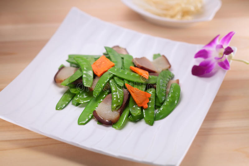La culture chinoise de nourriture photo stock