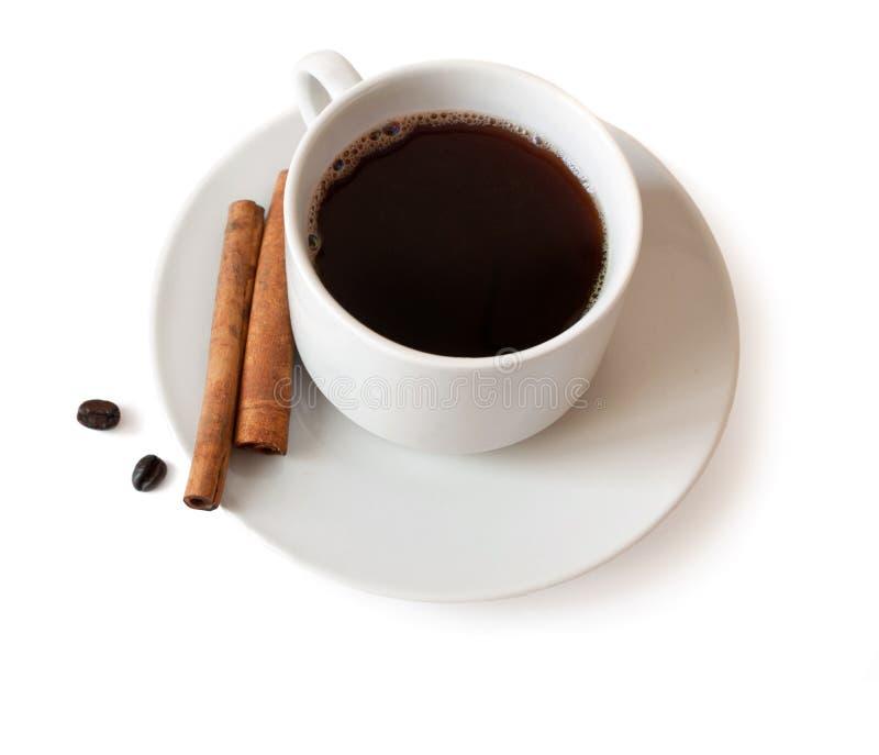 La cuvette de café photo libre de droits
