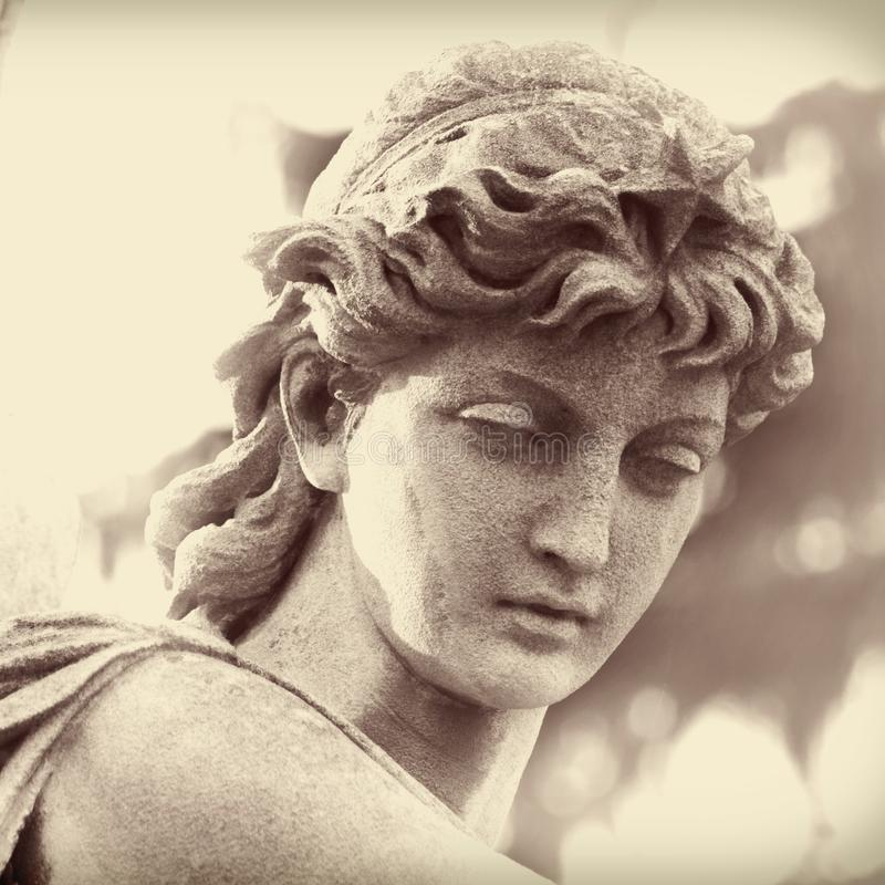La déesse de l'amour Aphrodite Venus image libre de droits