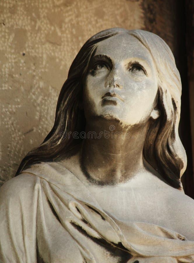 La déesse de l'Aphrodite d'amour (Vénus) images libres de droits