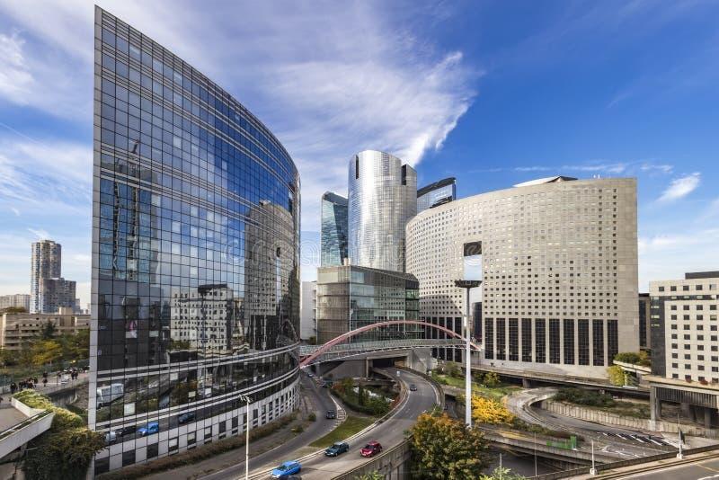 La défense Paris de La photo libre de droits