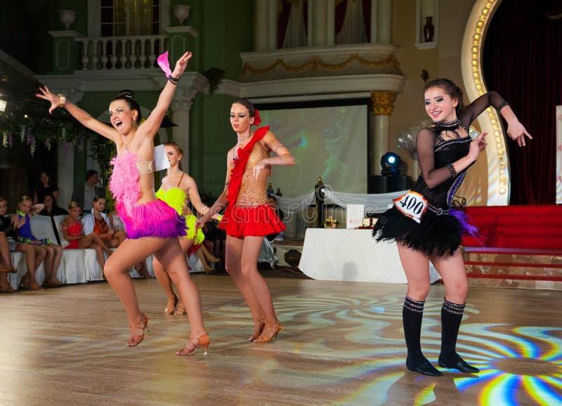 La Danse Artistique Attribue 2012-2013 Photographie éditorial