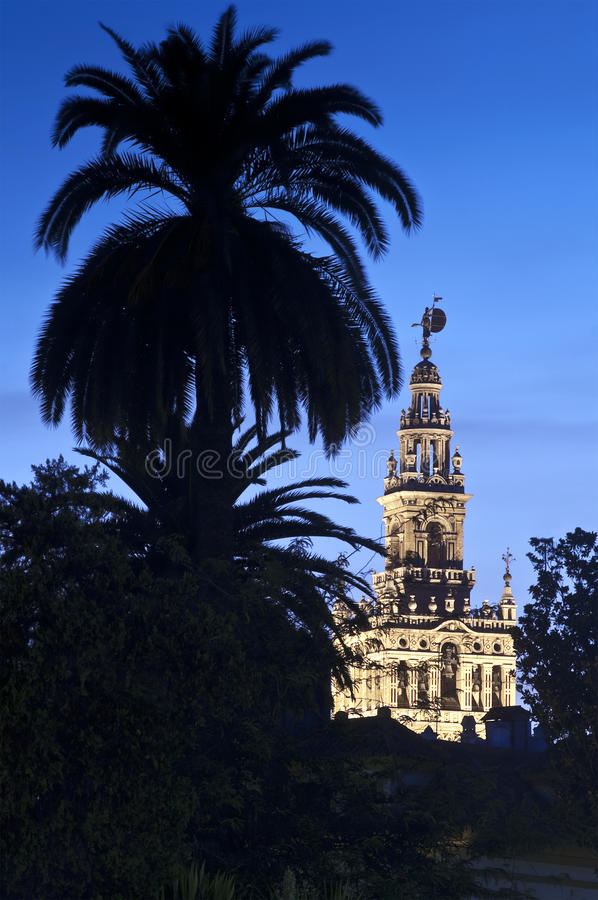 La de giralda photo stock