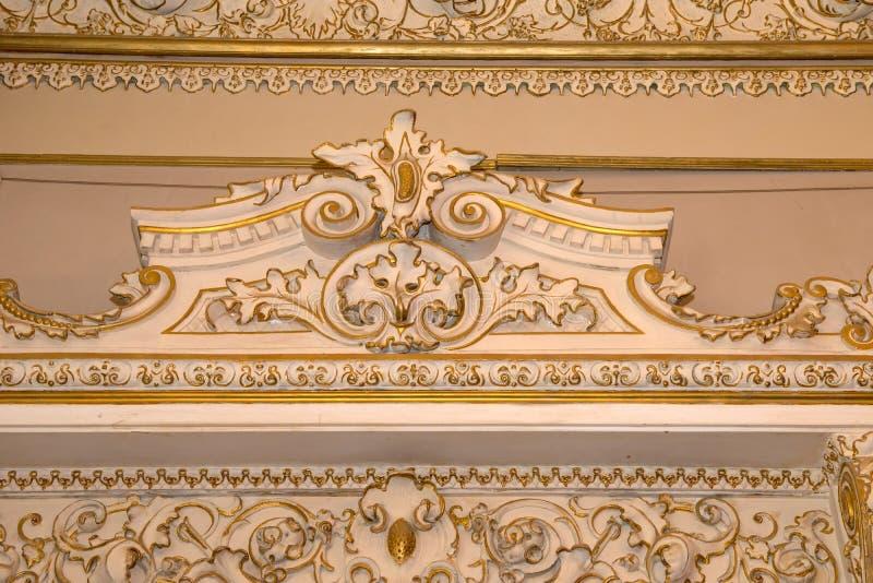 La decoración de los interiores imágenes de archivo libres de regalías