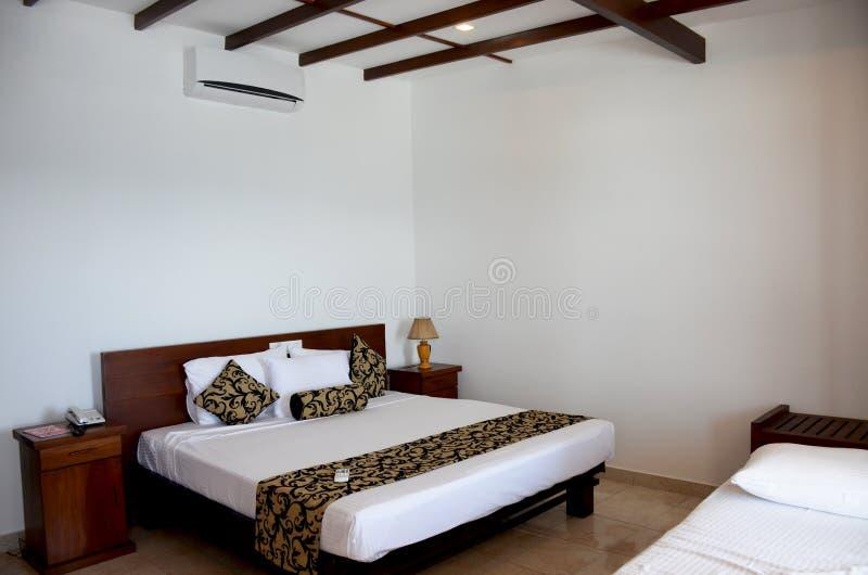 La decorazione domestica dell'hotel per resto immagini stock libere da diritti
