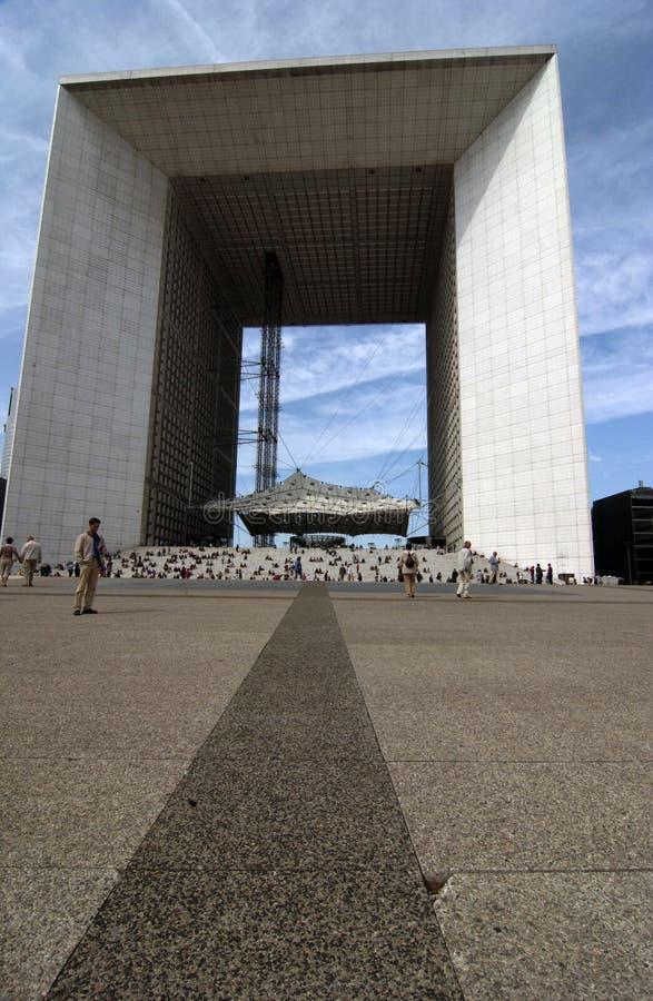 Download La Defence  Paris editorial stock image. Image of architecture - 26001664