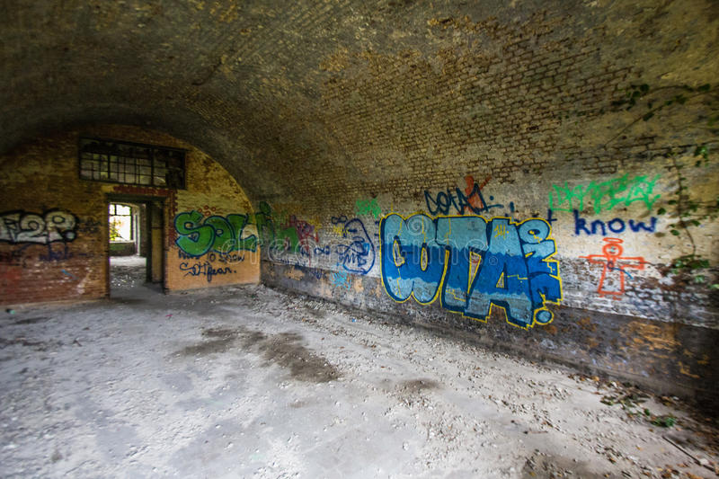 La del fuerte chartreuse - Luik foto de archivo libre de regalías