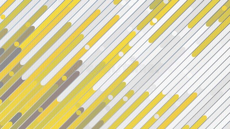 La diagonale allinea il fondo Reticolo geometrico Moto e flusso royalty illustrazione gratis