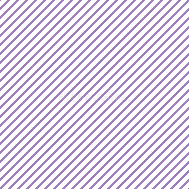 La diagonale barre le modèle sans couture illustration libre de droits