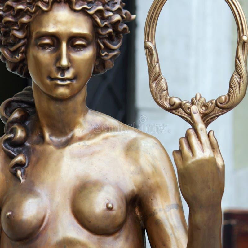 La diosa del Aphrodite del amor (Venus) imágenes de archivo libres de regalías