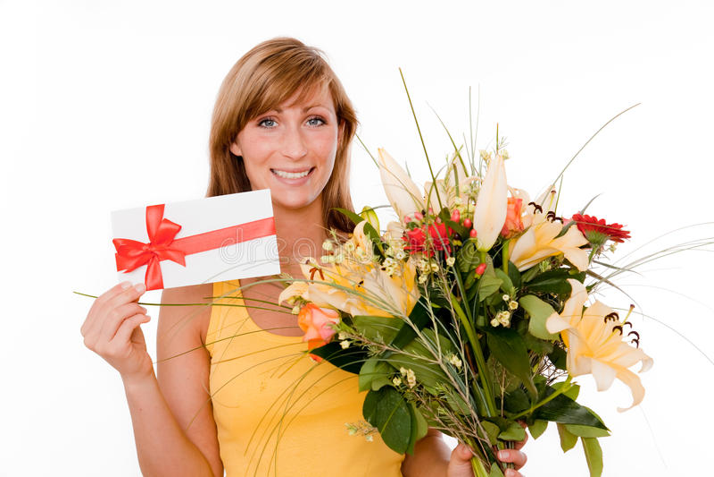 La distribution de fleur photographie stock