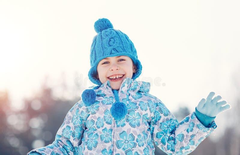 La diversión del invierno nunca para fotos de archivo