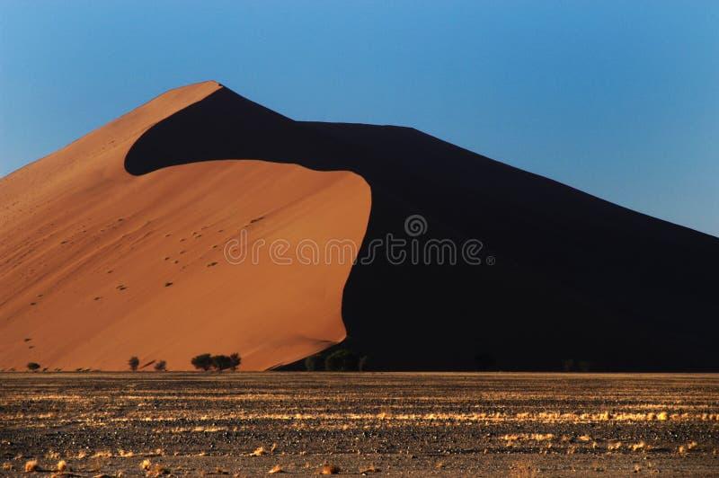 La duna más alta en el mundo, Namibia imagenes de archivo