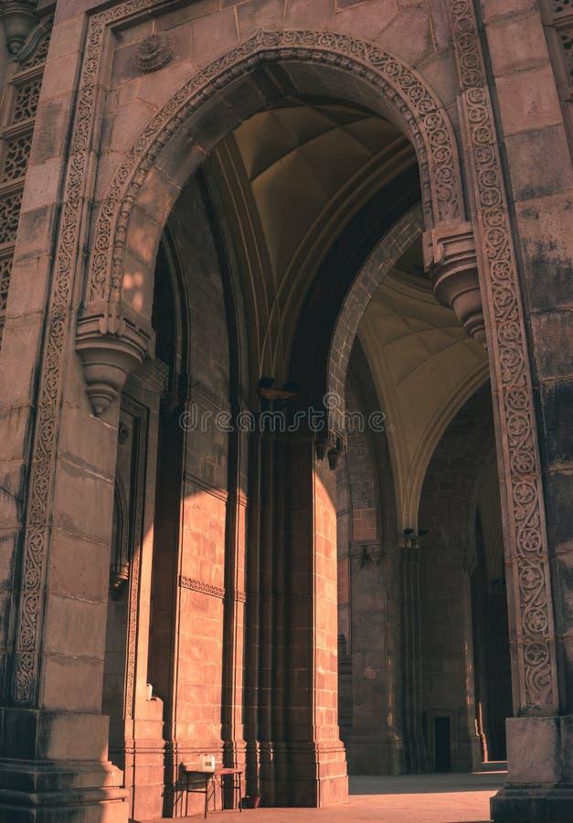 La entrada de la India, Bombay, maharashtra fotos de archivo libres de regalías