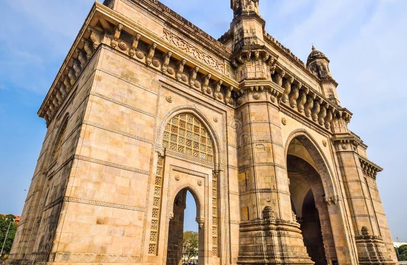 La entrada de la India, Bombay, la India imagen de archivo libre de regalías