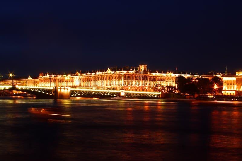 La ermita. St Petersburg, Rusia. fotografía de archivo