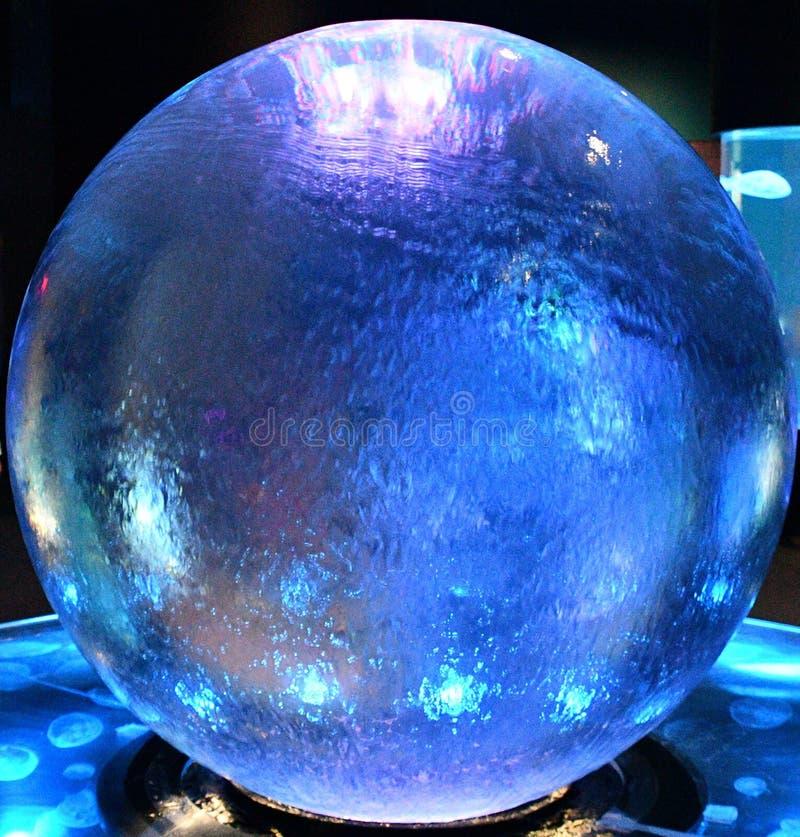 La esfera gigante del agua imágenes de archivo libres de regalías